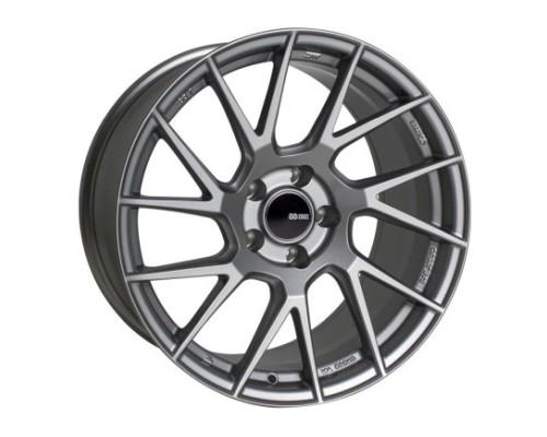 Enkei TM7 Wheel Tuning Series Storm Gray 17x9 5x114.3 45mm