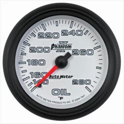 Auto Meter Phantom II Oil Temperature - 7841