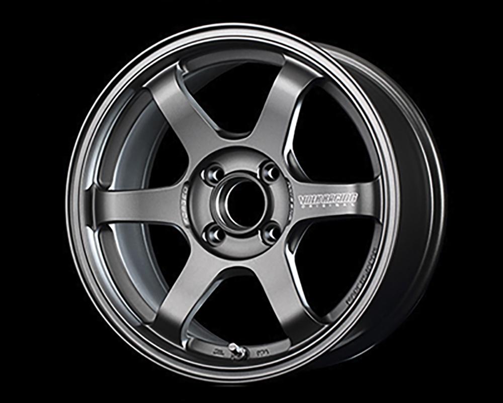 Volk Racing WVDSC48ADM TE37 Sonic Club Racer Wheel 15x7 4x100 48mm Matte Dark Gunmetal