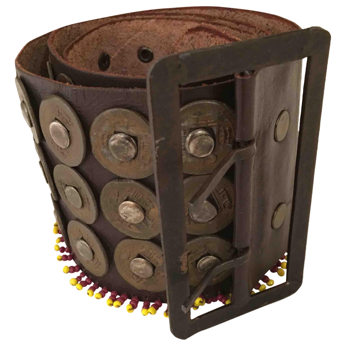 Cinturon de Cuero Antik Batik