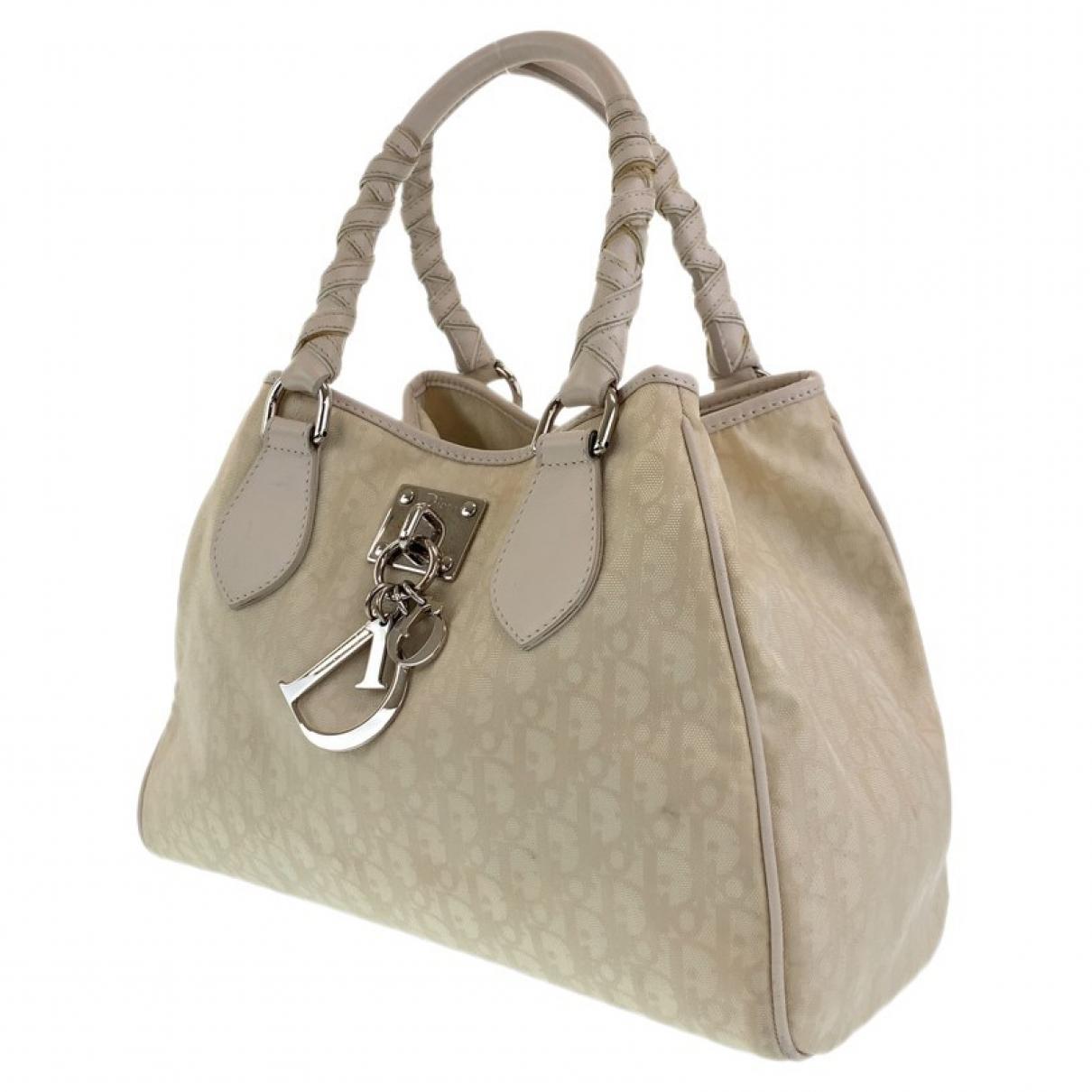 Christian Dior \N Handtasche in Leder