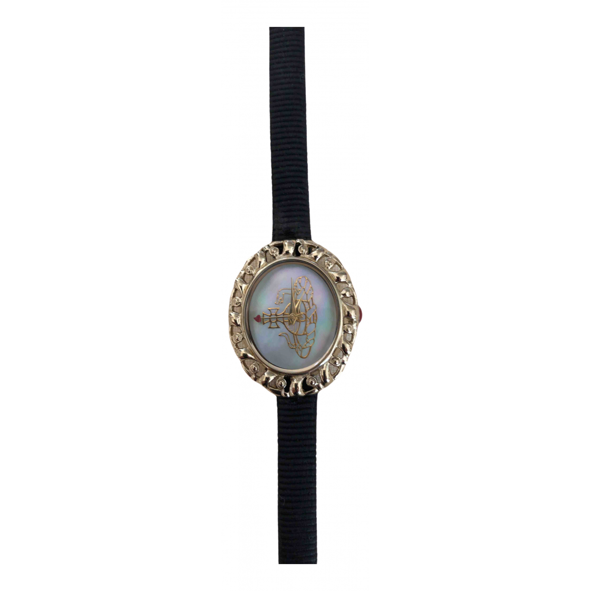 Vivienne Westwood \N Steel watch for Women \N