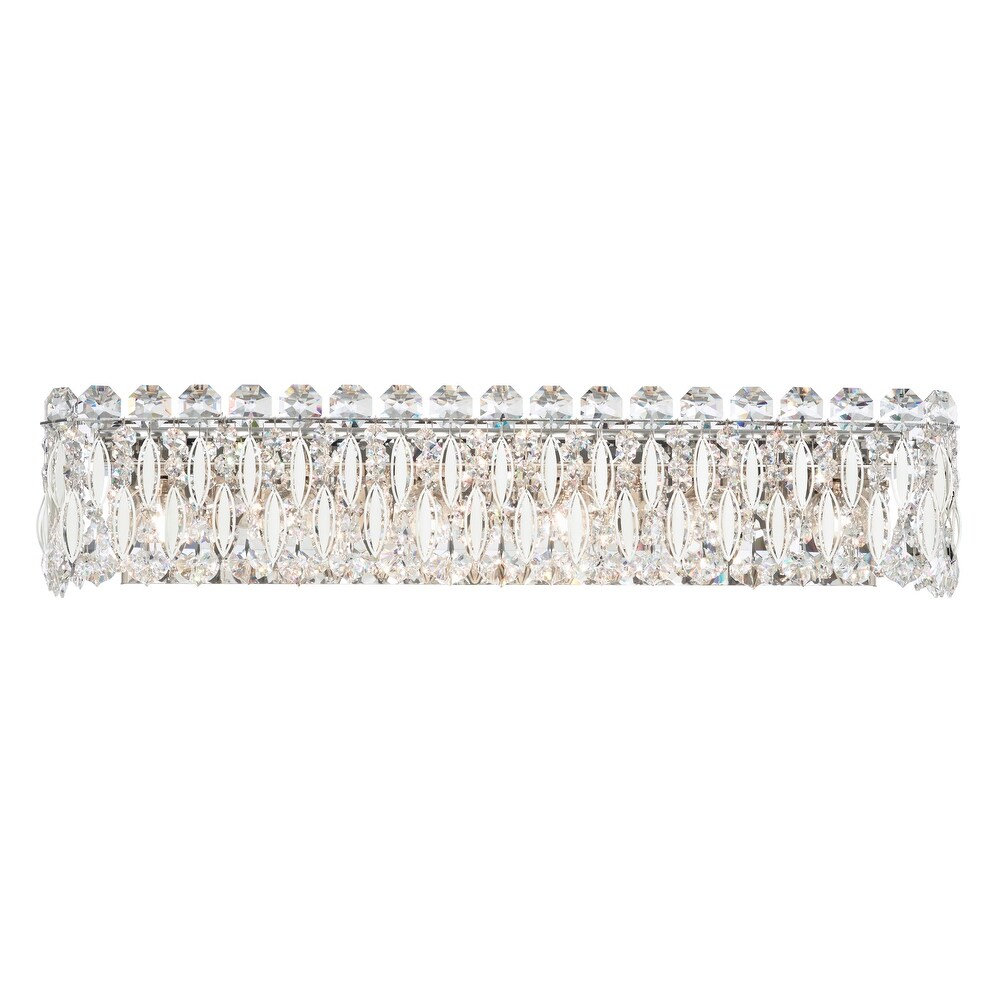Sarella 15 Light Chandelier in Heirloom Gold with Crystal Heritage Crystal - One Size (One Size - Clear)