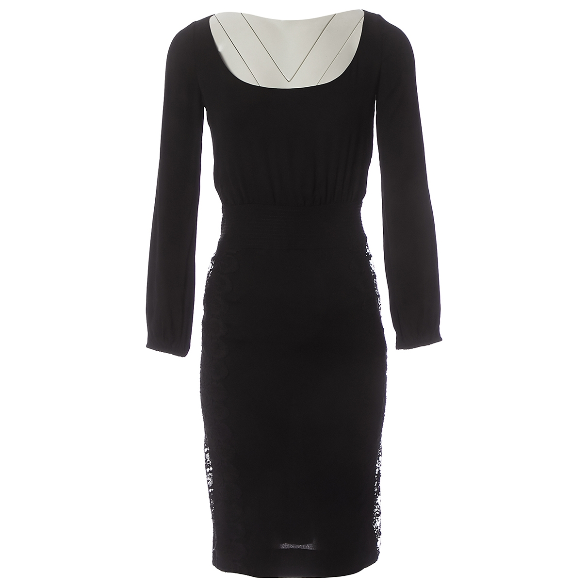 Valentino Garavani \N Black dress for Women 40 IT