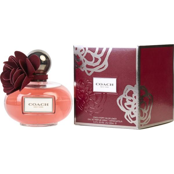 Poppy Wildflower - Coach Eau de parfum 100 ML