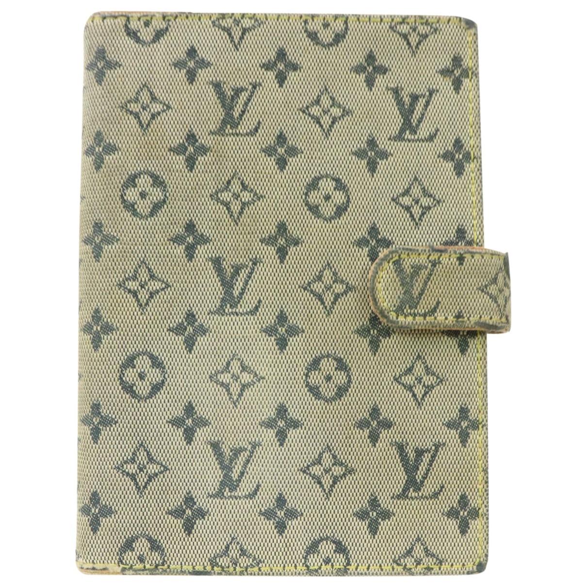 Louis Vuitton - Objets & Deco   pour lifestyle en toile - bleu