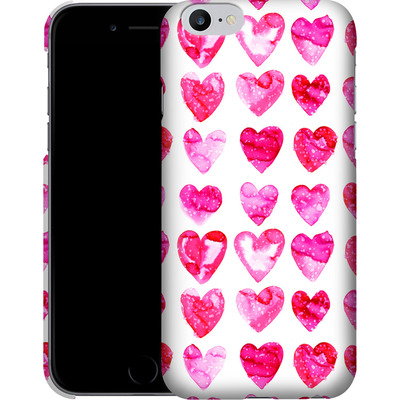 Apple iPhone 6 Plus Smartphone Huelle - Heart Speckle von Amy Sia