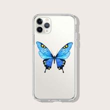 iPhone Schutzhuelle mit Schmetterling Muster