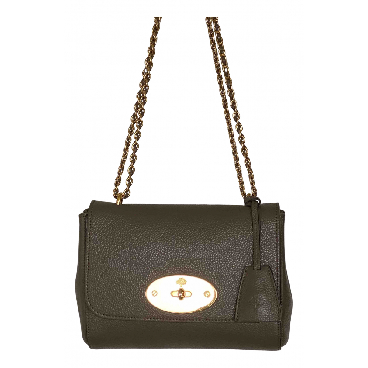 Mulberry Lily Beige Leather handbag for Women N
