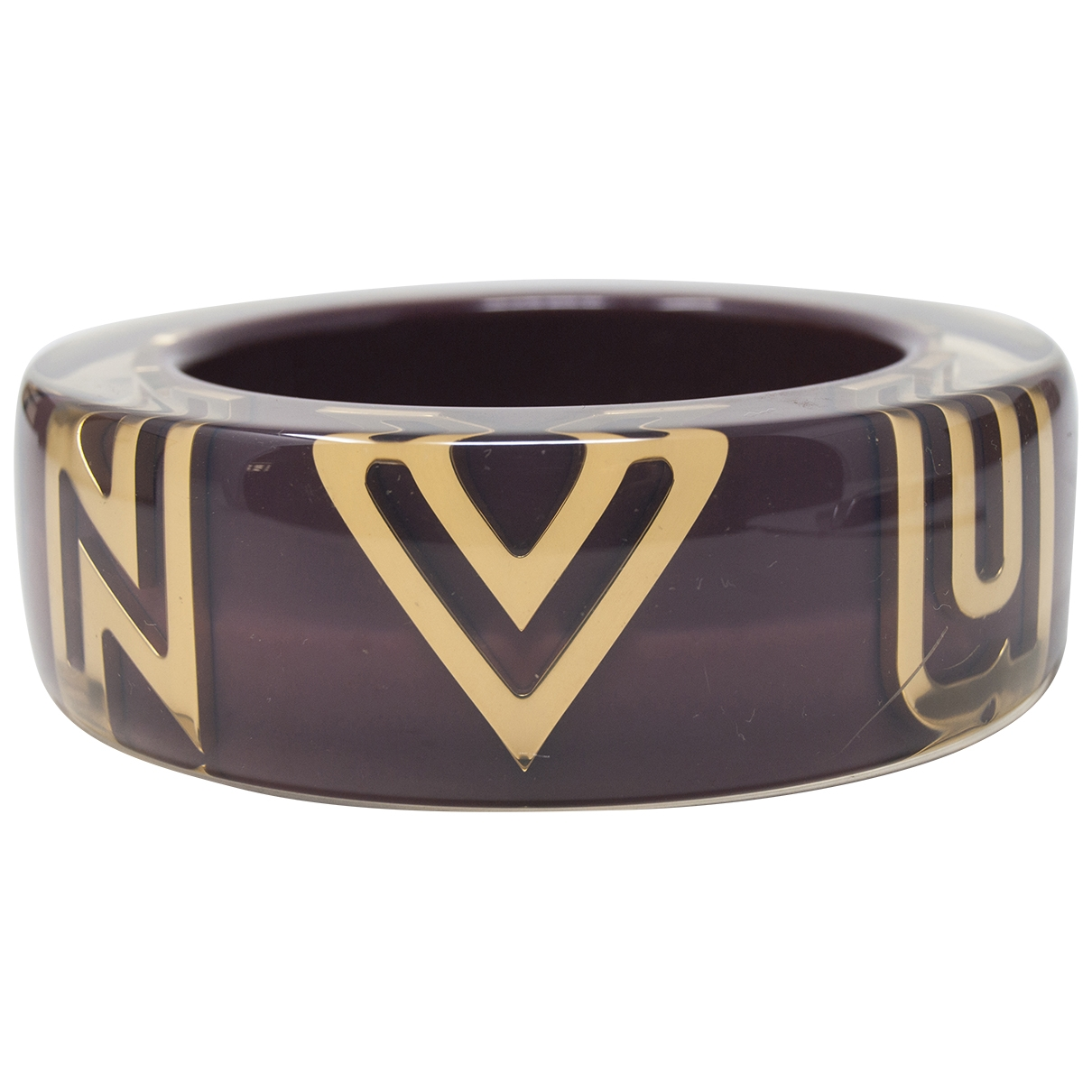 Louis Vuitton - Bracelet Inclusion pour femme - bordeaux