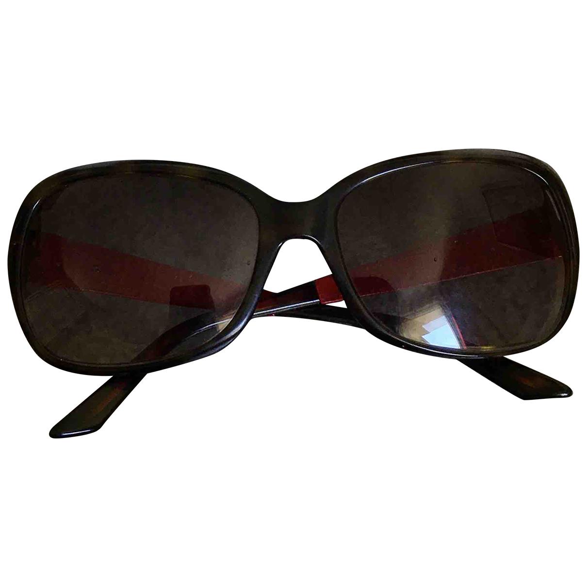 Dior - Lunettes   pour femme - noir