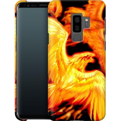Samsung Galaxy S9 Plus Smartphone Huelle - Ruth Thompson - Phoenix Dawn von TATE and CO