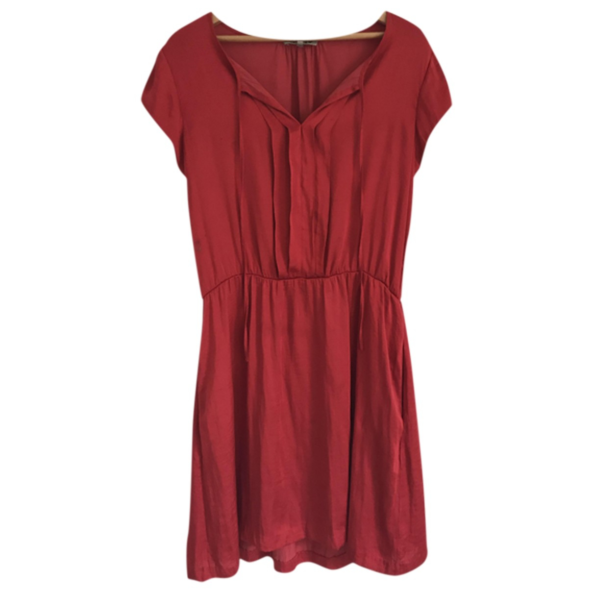Jigsaw - Robe   pour femme - rouge