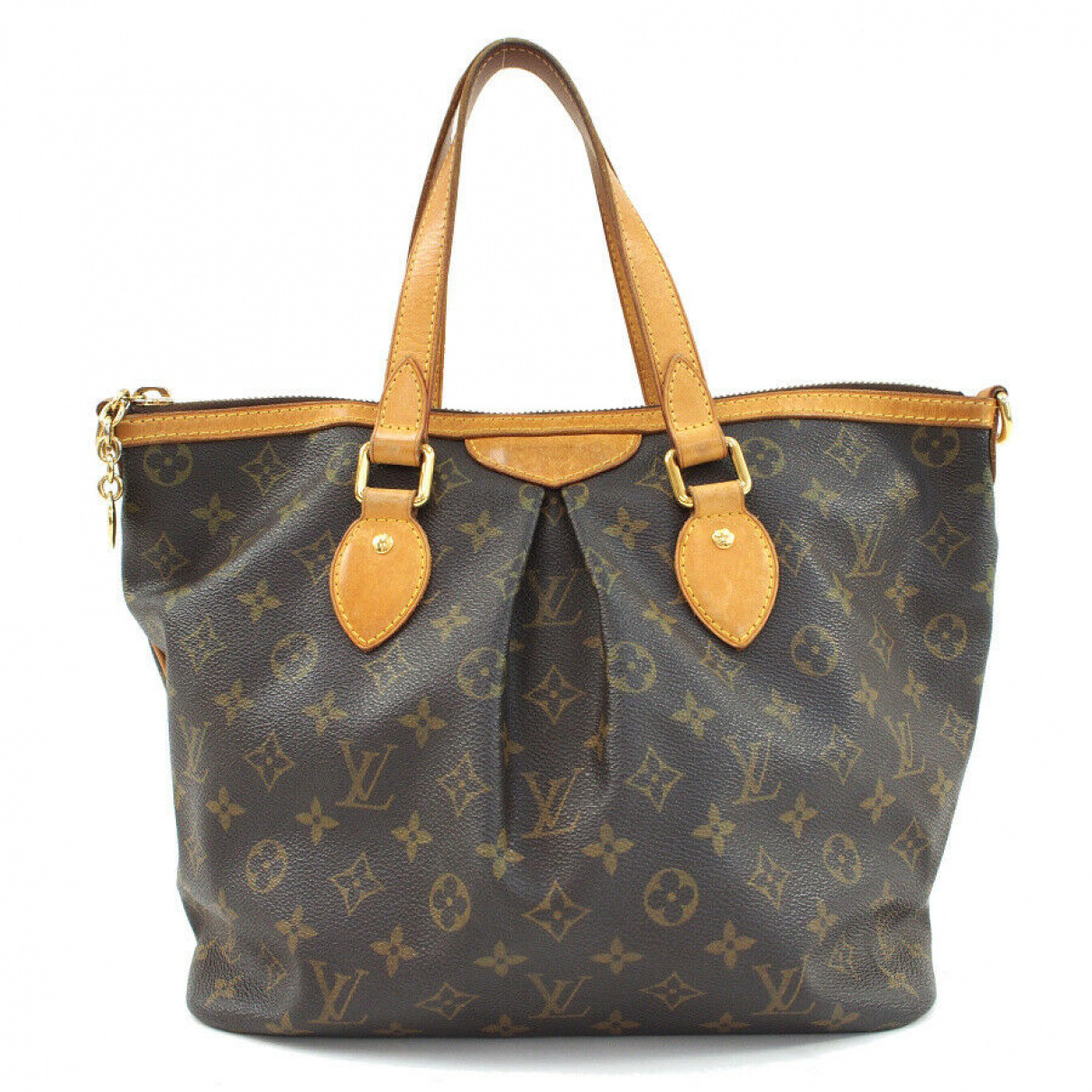 Louis Vuitton N Leather handbag for Women N