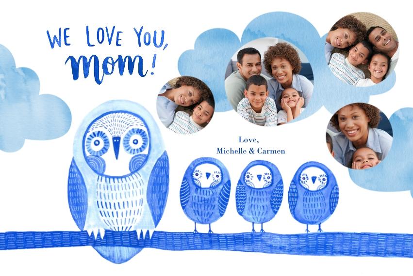 Everyday 20x30 Wood Panel, Home Décor -Owl Little Family