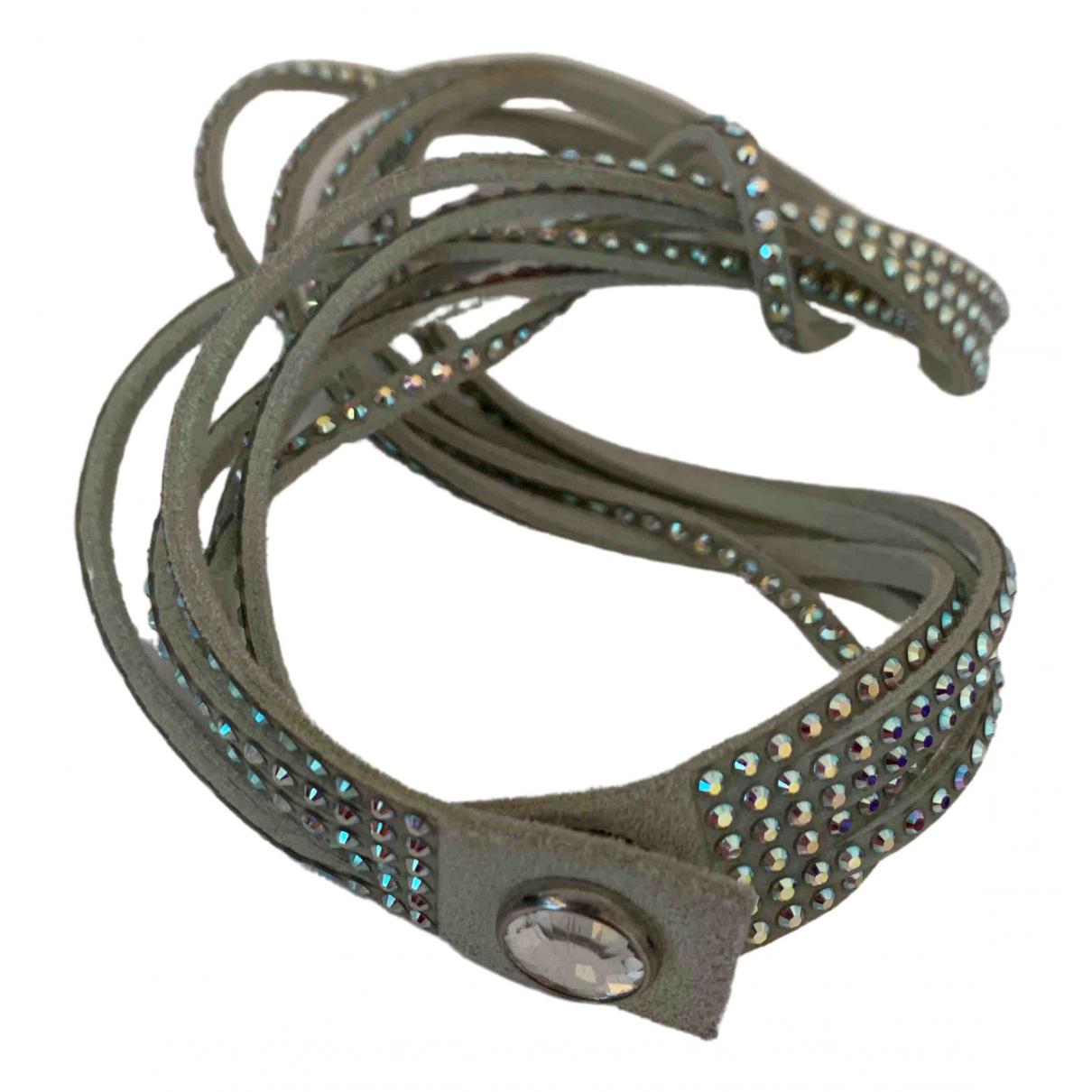 Swarovski Slake Grey Crystal bracelet for Women \N
