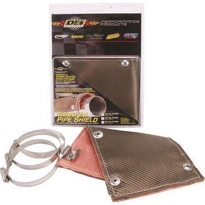 Design Engineering Titanium Heat Shield 6
