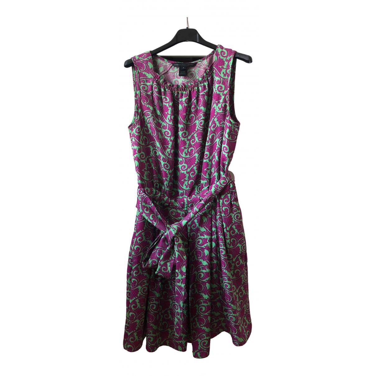 Marc By Marc Jacobs \N Kleid in  Rosa Seide