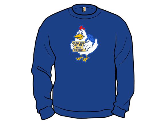 Hitchin' Chicken T Shirt