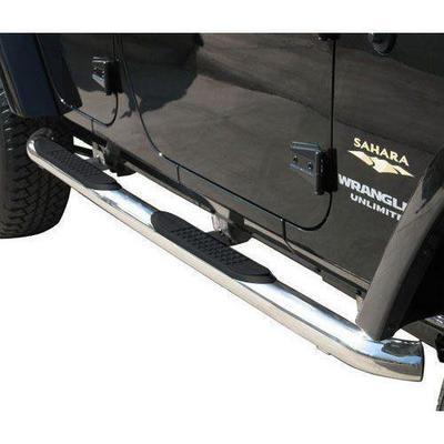 Rampage Step Bars (Stainless Steel) - 9428