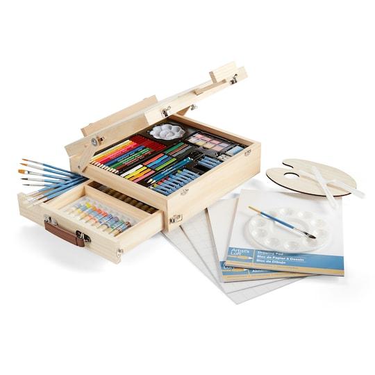 106 Pc. Deluxe Painting Art Set By Artist's Loft® Necessities™ | Michaels®