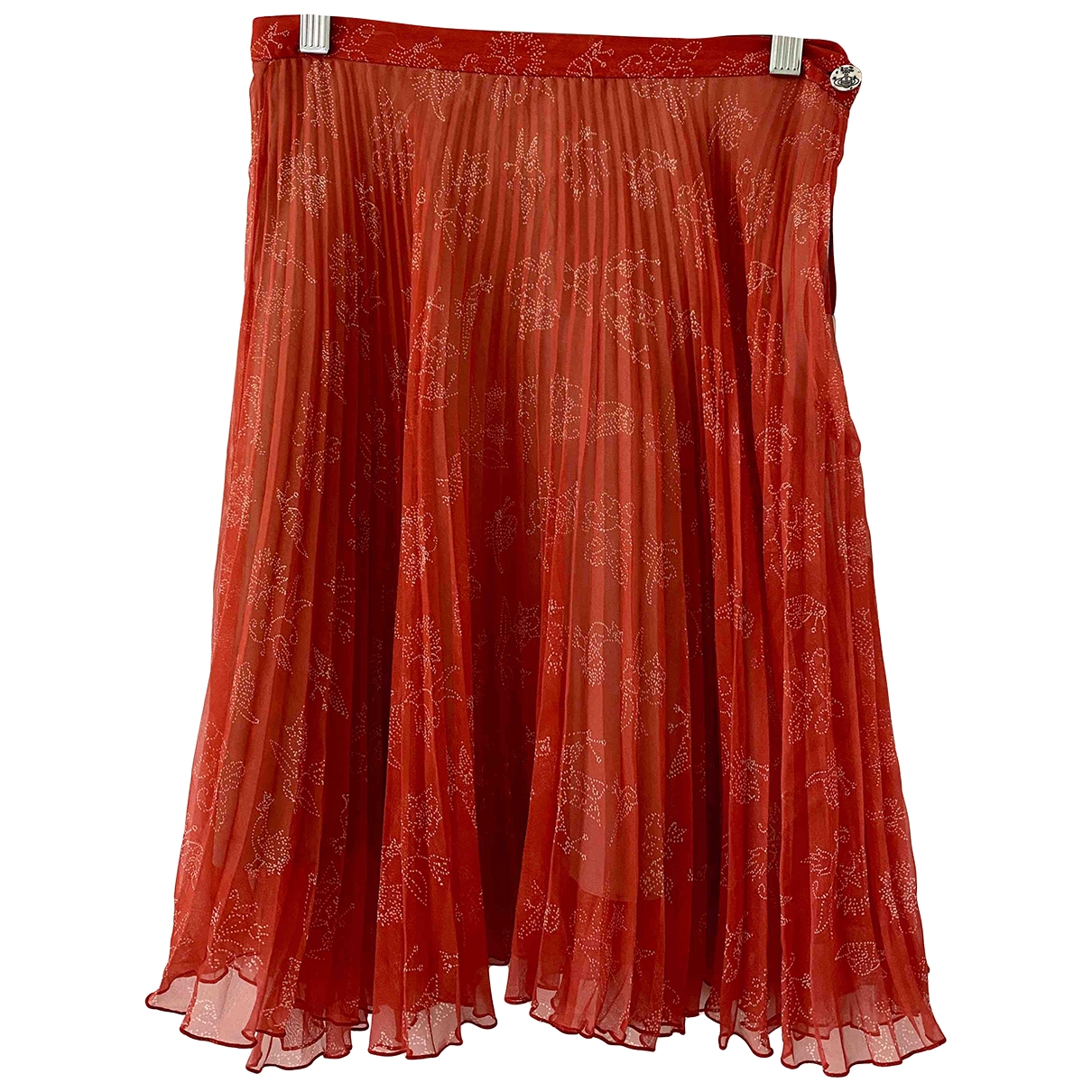 Vivienne Westwood Red Label \N Rocke in  Rot Polyester