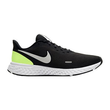 Nike Revolution 5 Mens Running Shoes, 9 Medium, Black