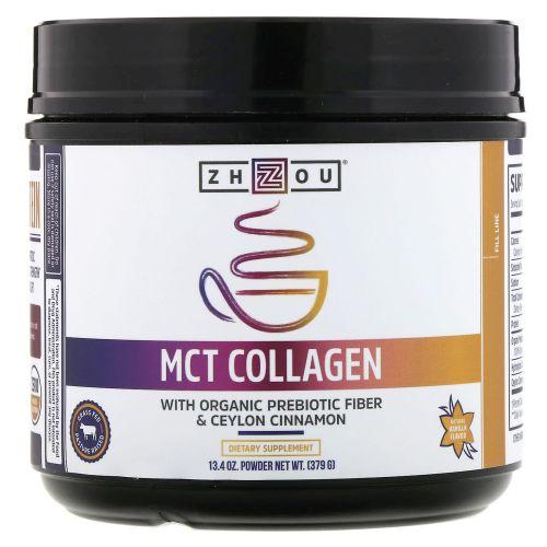 MCT Collagen 13.4 Oz by Zhou Nutrition