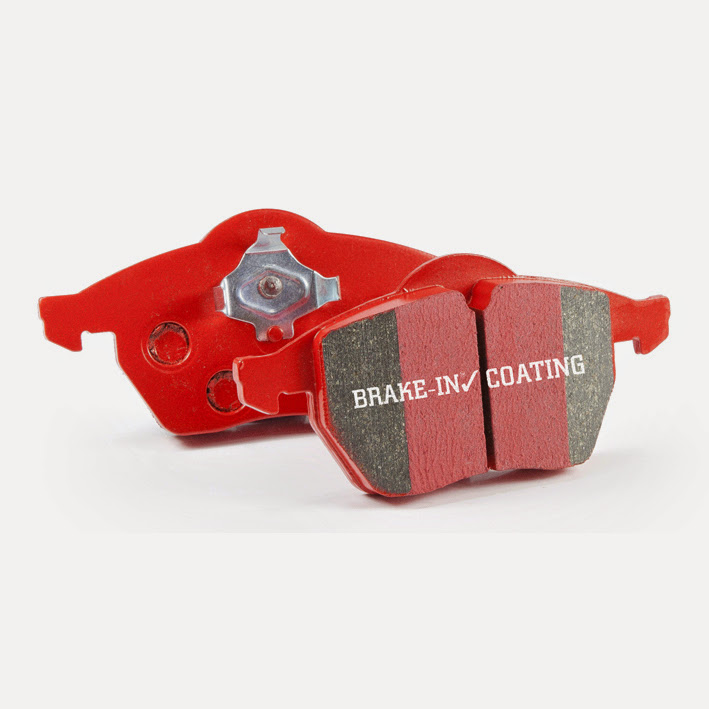 EBC Brakes DP31625C Redstuff Premium Street REAR Disc Brake Pad Set FMSI D544 Ford Crown Victoria Rear 1992-1994 4.6L V8