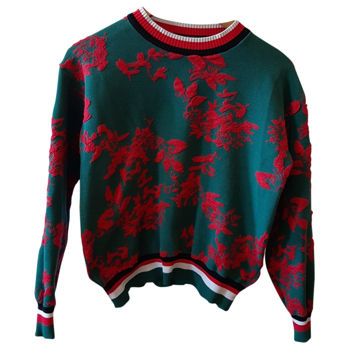 Non Signé / Unsigned \N Multicolour Knitwear for Women 38 FR