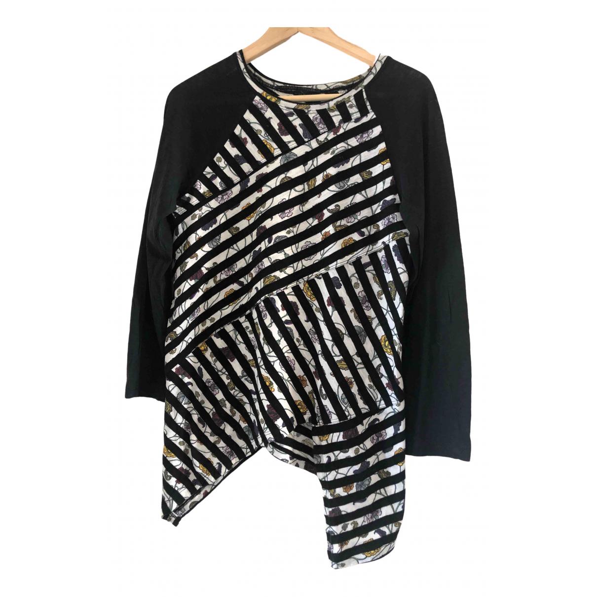 Proenza Schouler - Top   pour femme en coton - noir