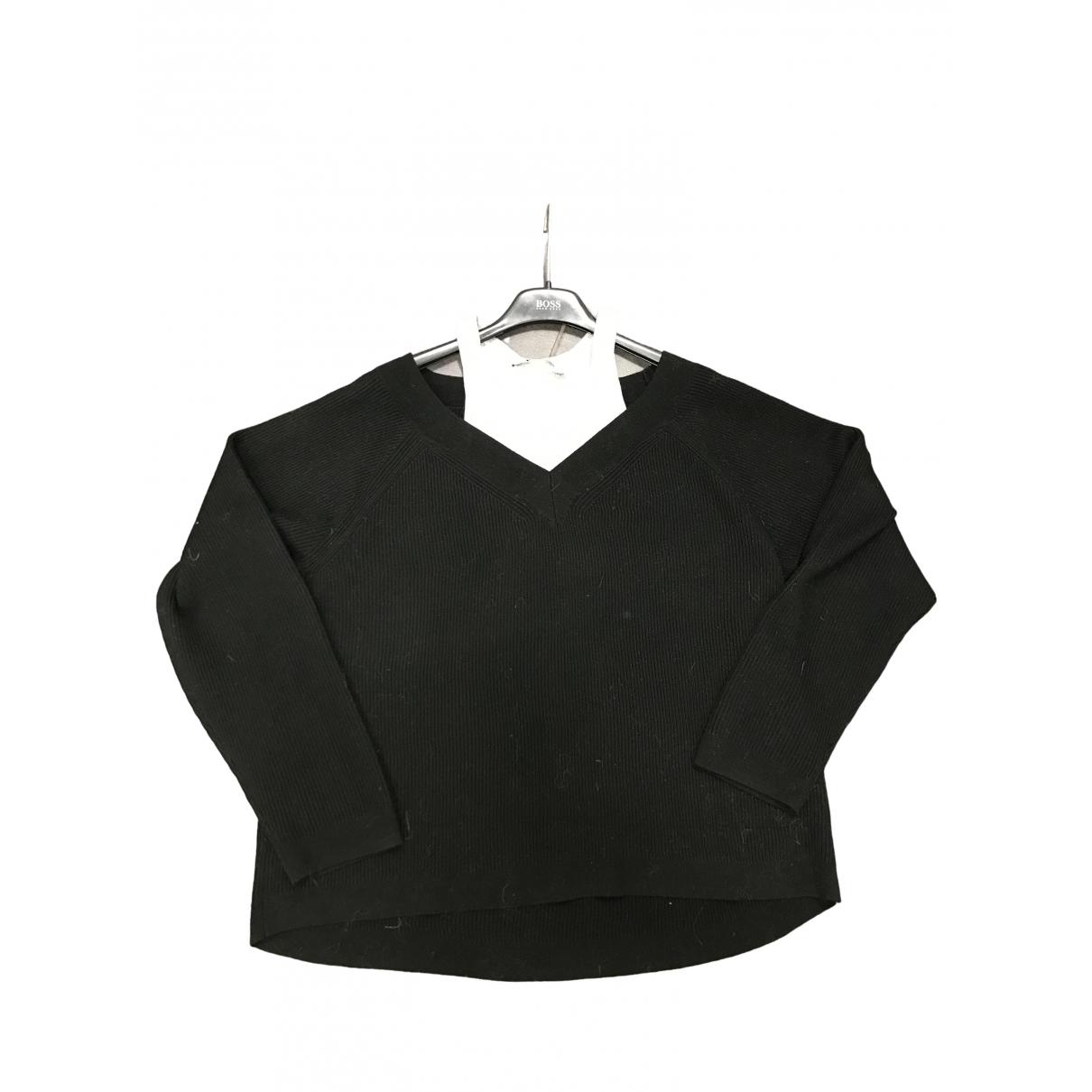 T By Alexander Wang \N Black Wool Knitwear for Women M International
