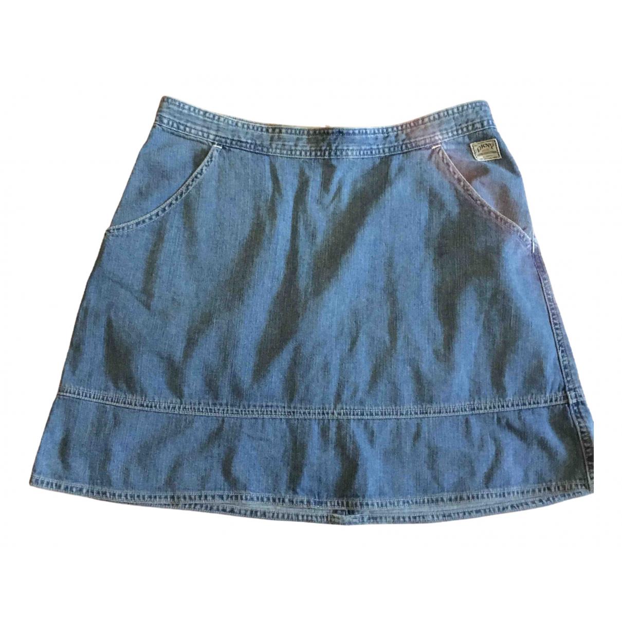 Mini falda Dkny
