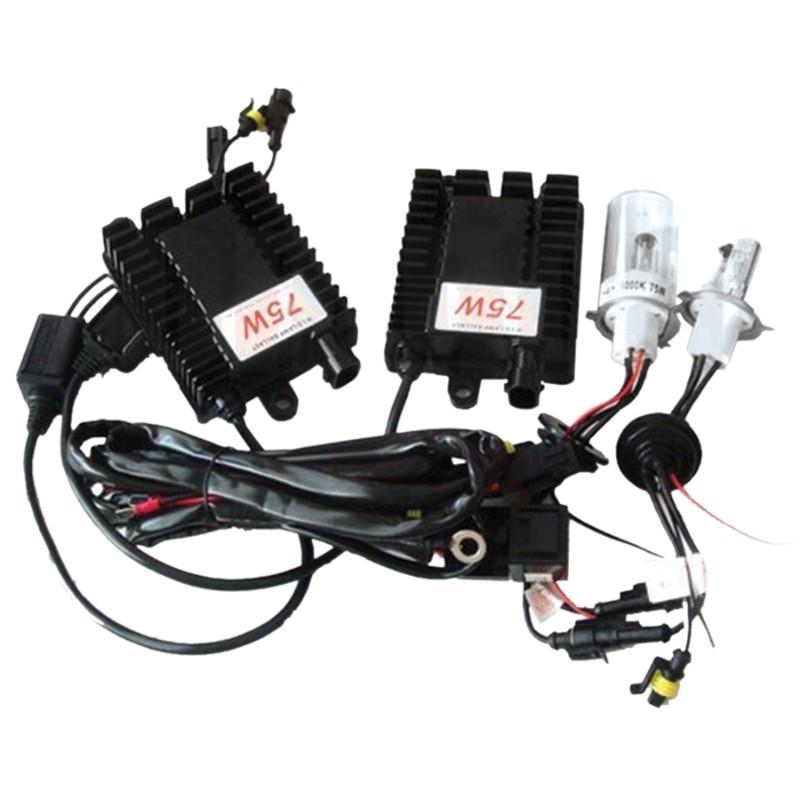 Race Sport Lighting 9005-6K-75W 9005 6K 75W HID Kit