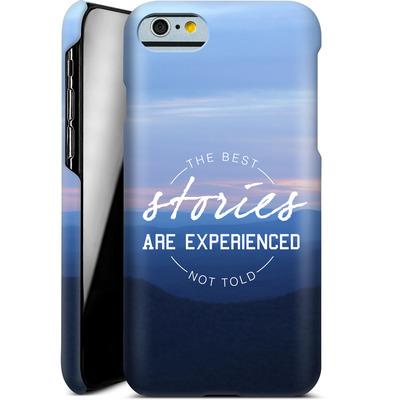 Apple iPhone 6 Smartphone Huelle - Stories von Statements