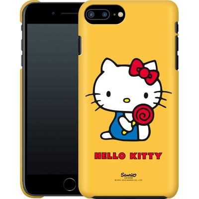 Apple iPhone 8 Plus Smartphone Huelle - Hello Kitty Lollipop von Hello Kitty