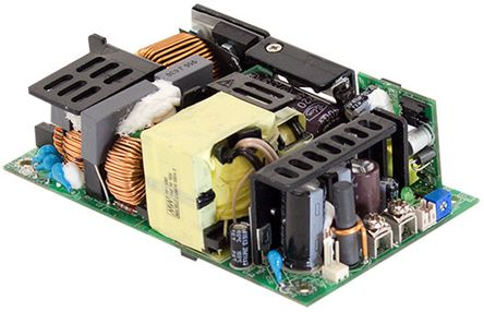 Mean Well , 249.6W Embedded Switch Mode Power Supply SMPS, 12V dc, Open Frame, Medical Approved