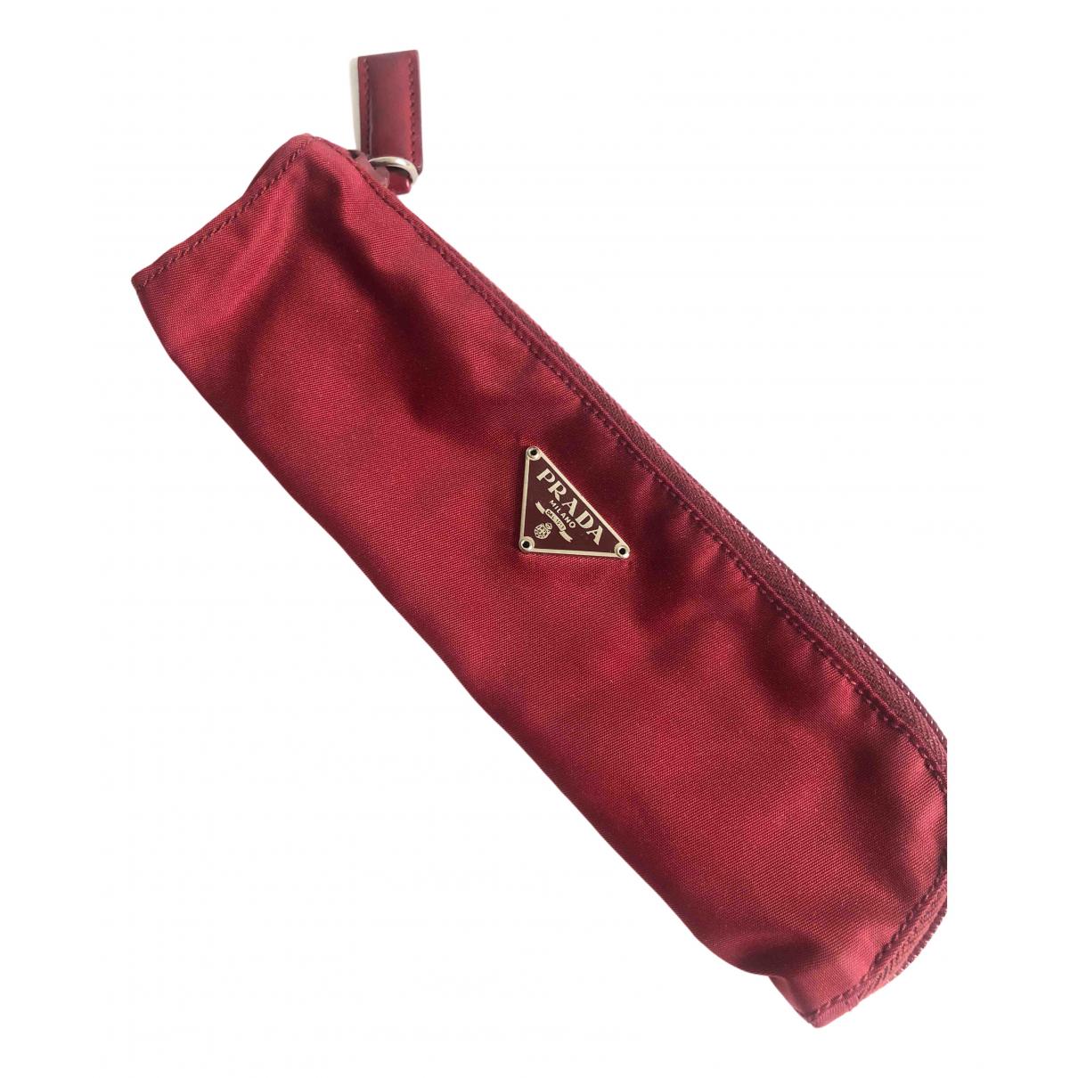 Prada - Objets & Deco   pour lifestyle - rouge