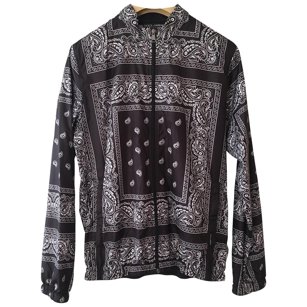 Dolce & Gabbana \N Black jacket  for Men 52 IT