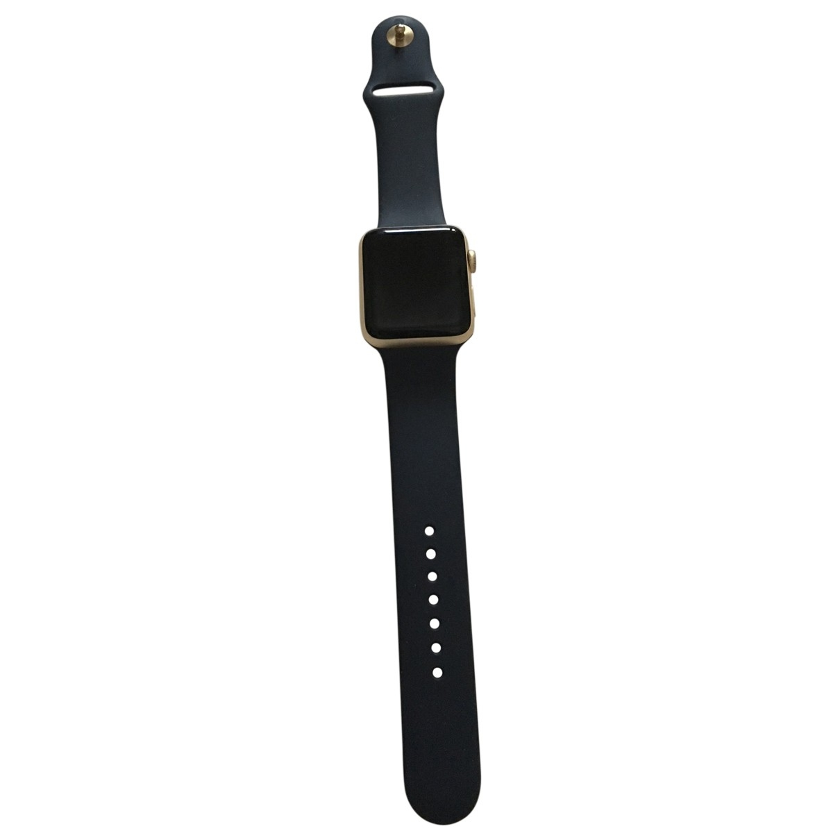 Apple Apple Watch 42mm Uhr in  Blau Stahl