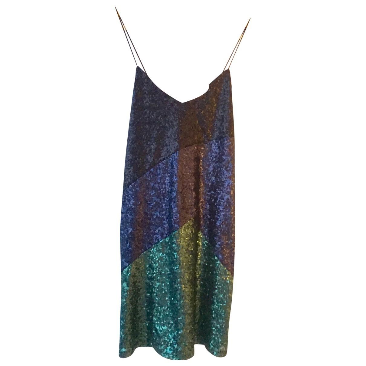 Asos - Robe   pour femme - multicolore