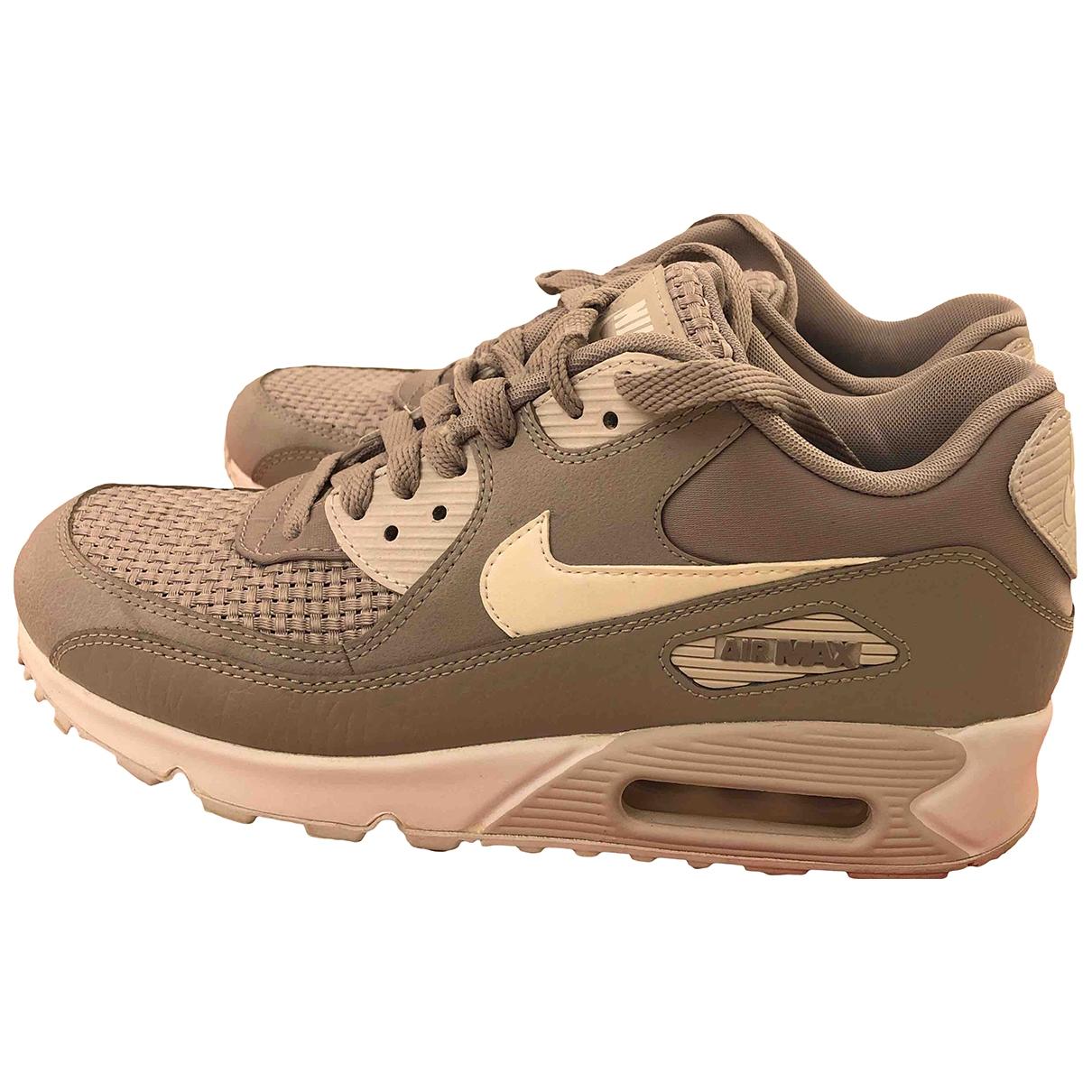 Nike - Baskets Air Max 90 pour femme - gris