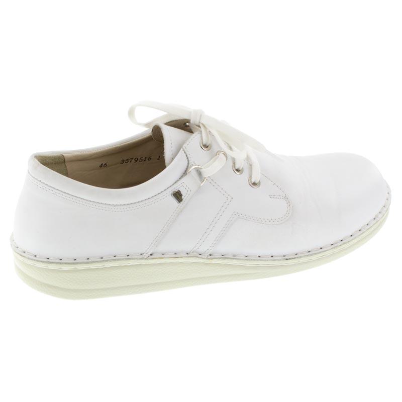 Finn Comfort Vaasa White Leather 37