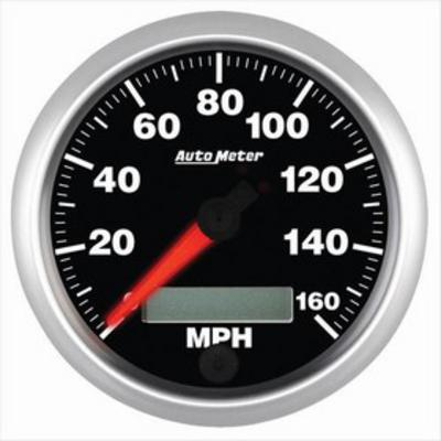 Auto Meter Elite Series Programmable Speedometer - 5688