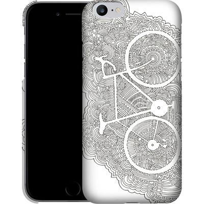 Apple iPhone 6 Plus Smartphone Huelle - Bike Drawing Meditation von Kaitlyn Parker