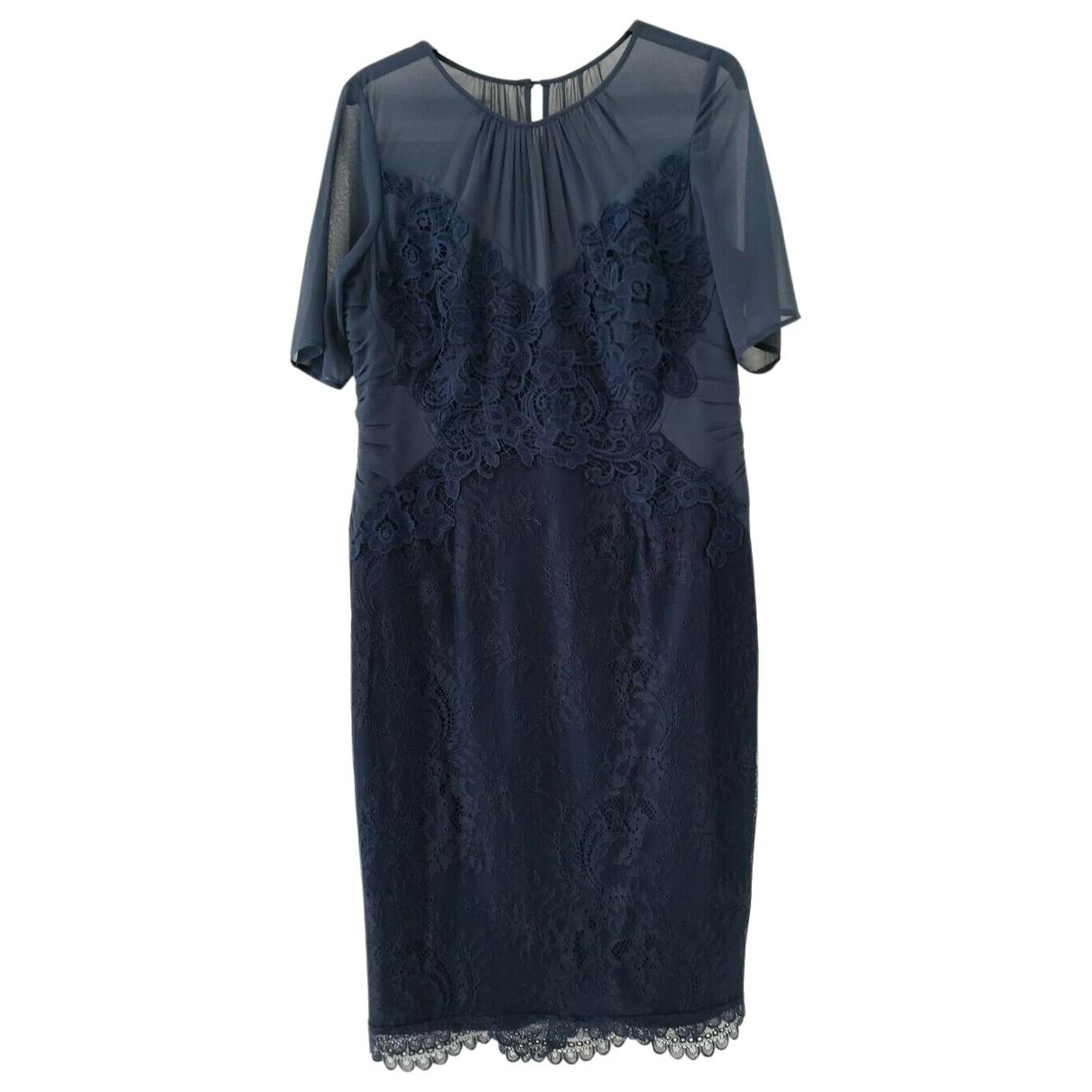 Coast \N Navy dress for Women 8 UK