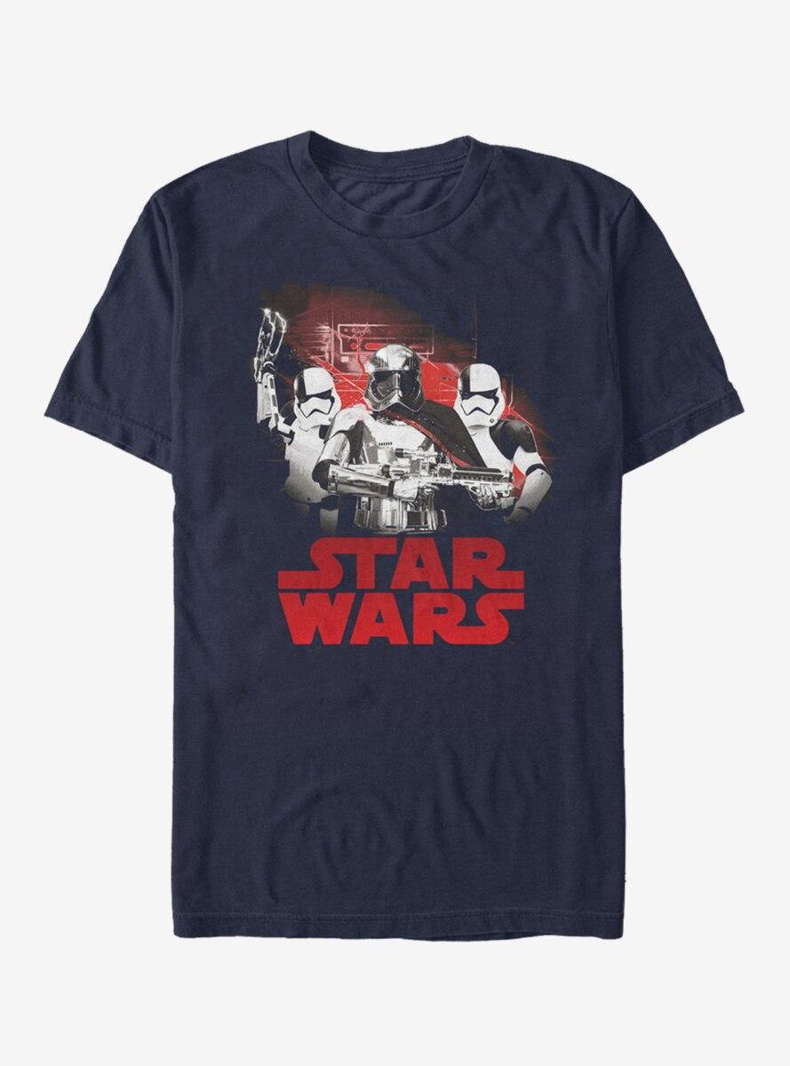 Star Wars Captain Phasma Trio T-Shirt
