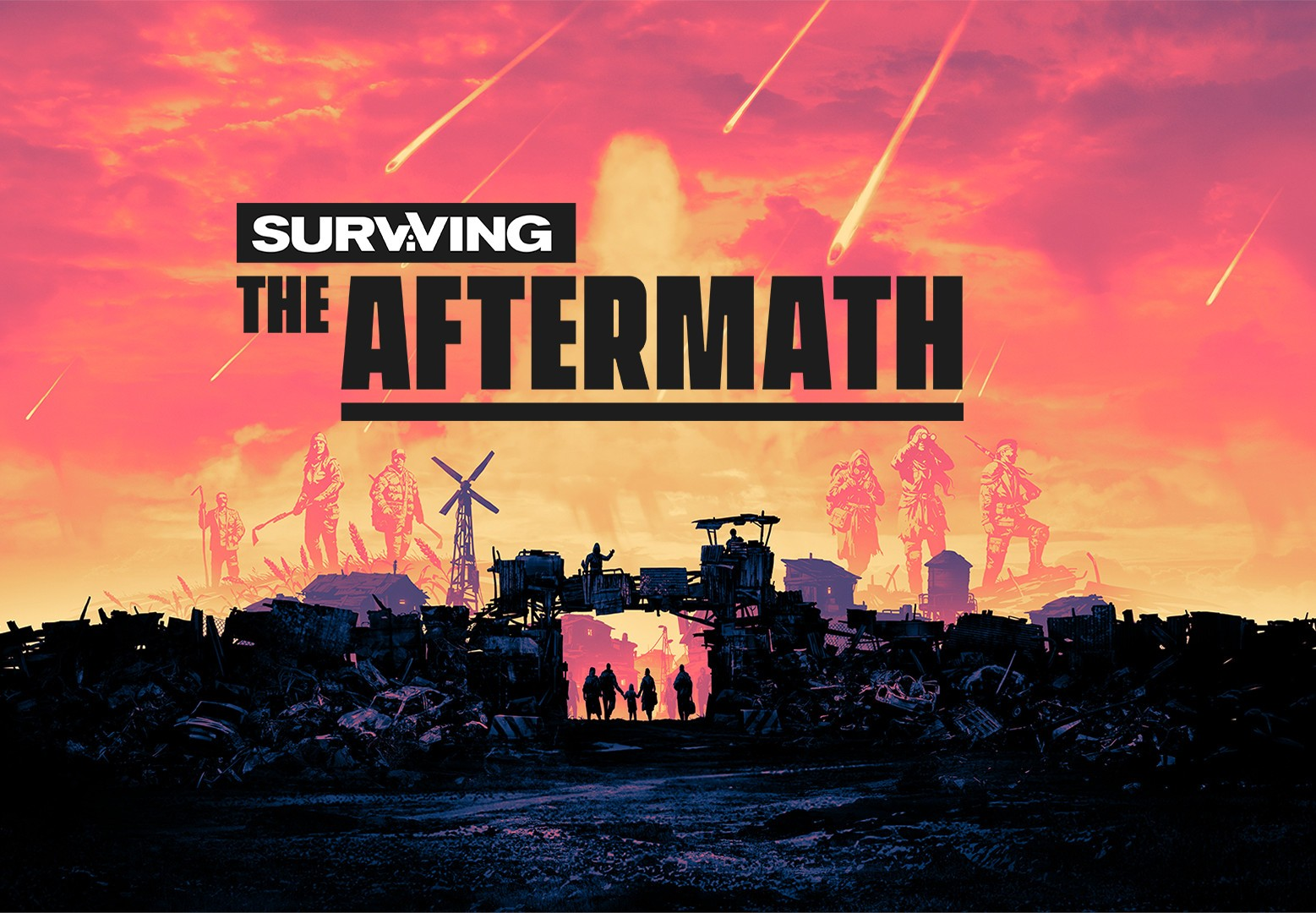Surviving the Aftermath: Founders Edition Steam Altergift