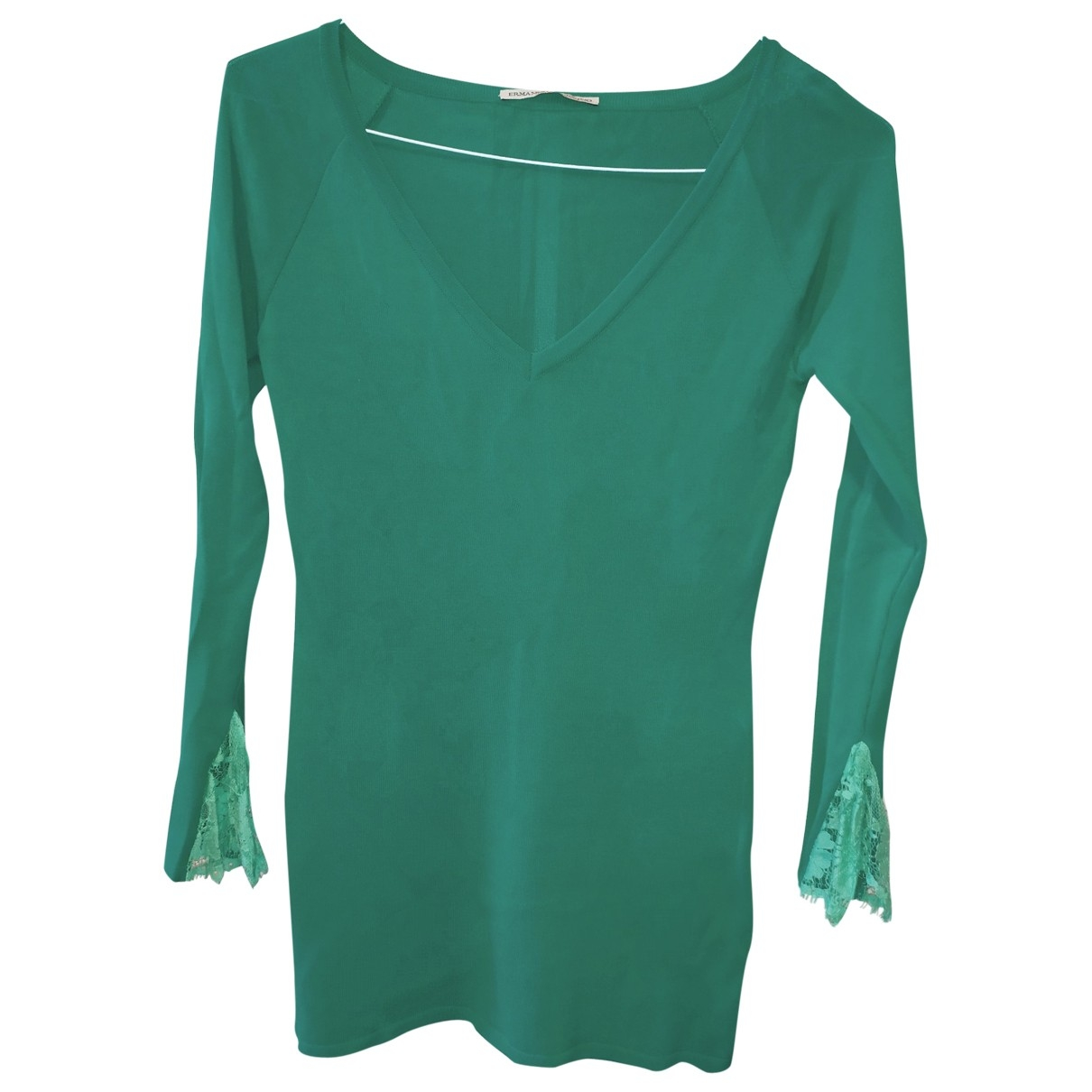 Ermanno Scervino \N Green  top for Women 40 IT