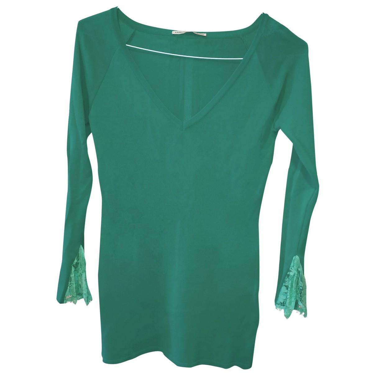 Ermanno Scervino \N Green  top for Women 40 IT